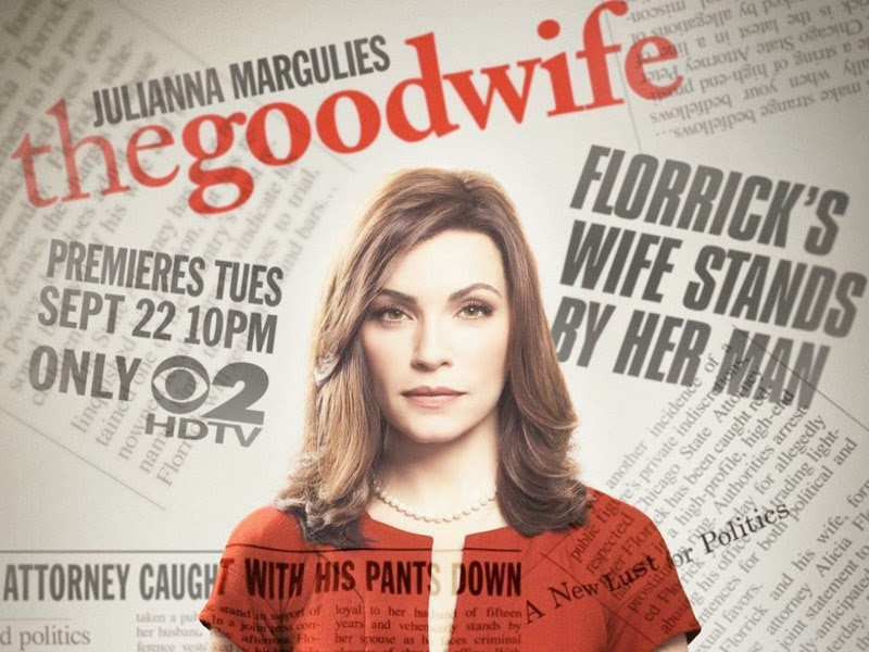 Сериал The Good Wife/Хорошая жена, блог Марины Гиллер