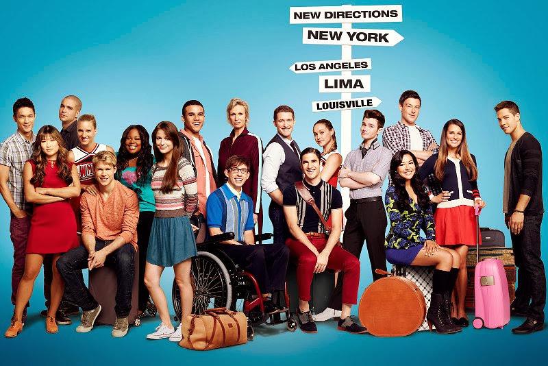 Сериал Glee/Хор, блог Марины Гиллер