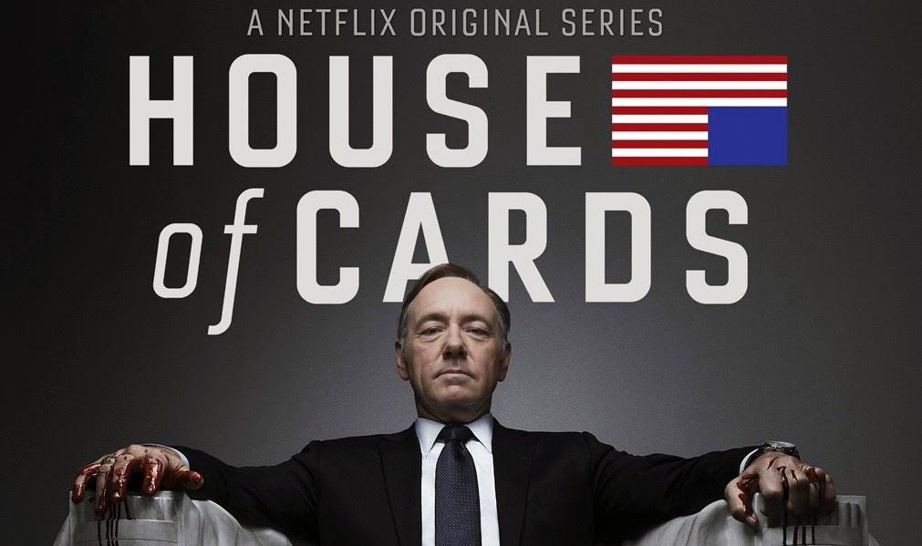 Сериал House of Cards/Карточный домик