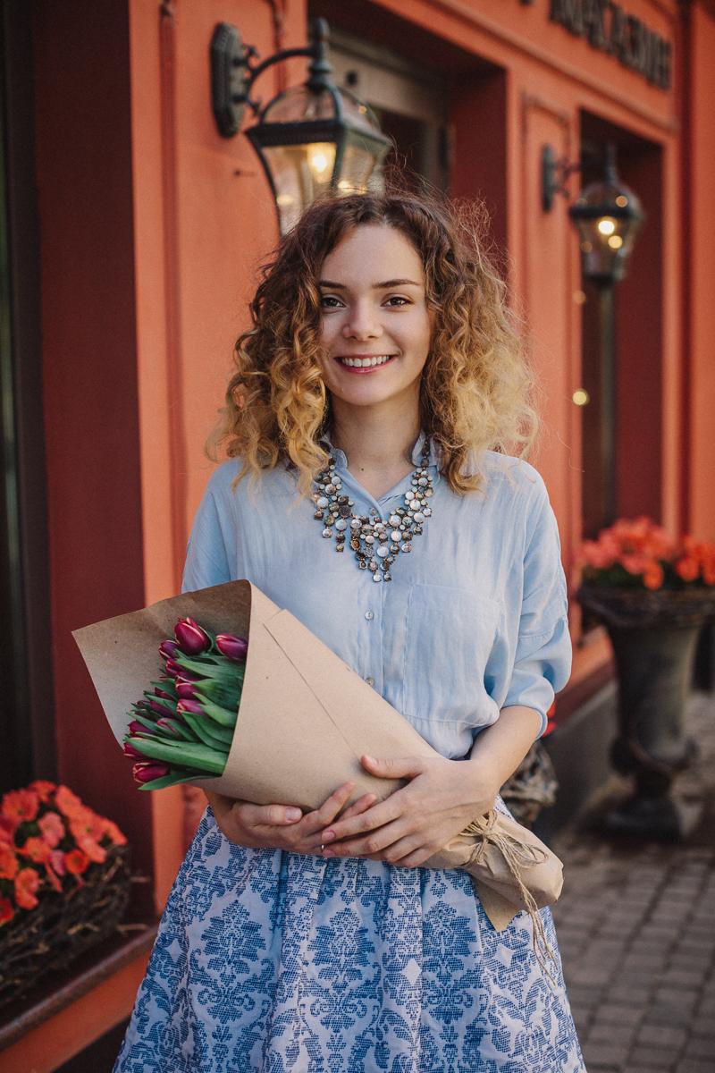 Марина Гиллер, фото: Полина Ильченко