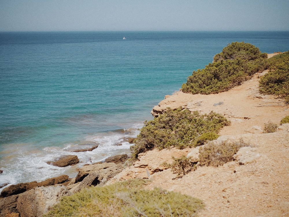 Costa de la Luz в июле, Блог Марины Гиллер