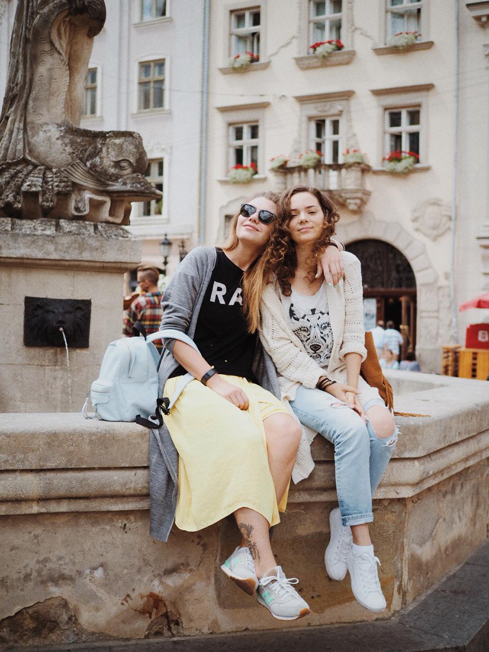 Львов, Площадь Рынок, Блог Марины Гиллер