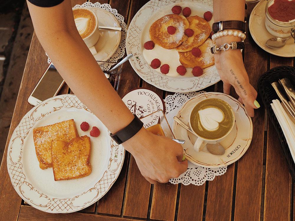 Завтрак в Кентавре, Львов