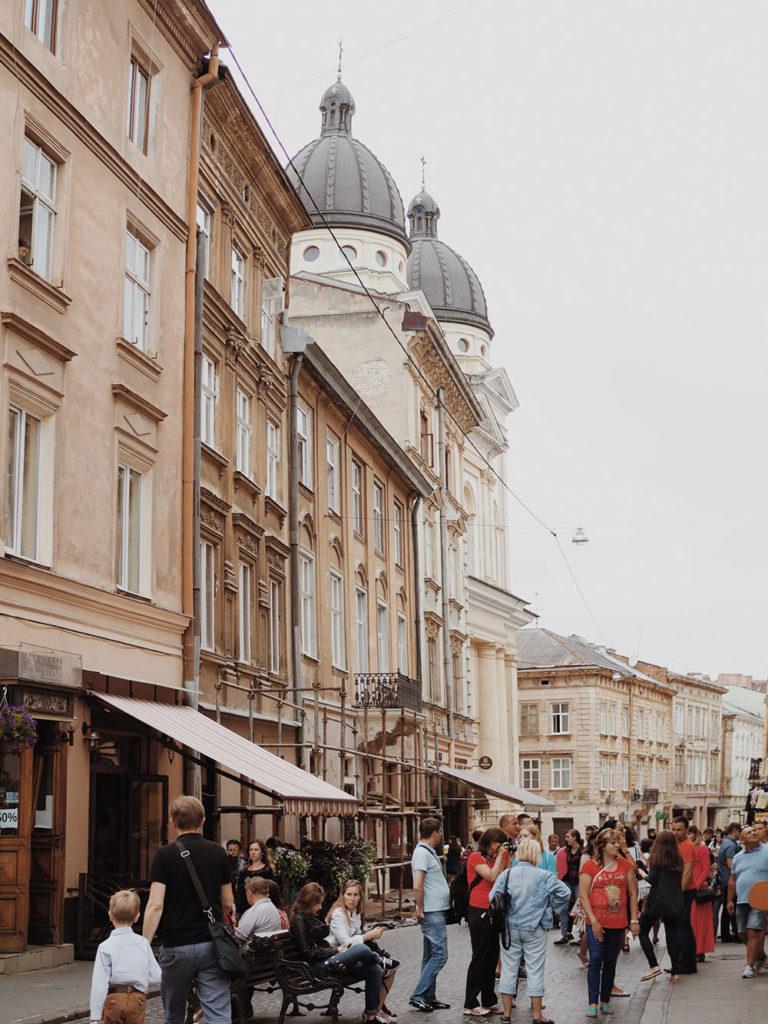 Площадь Рынок, Львов