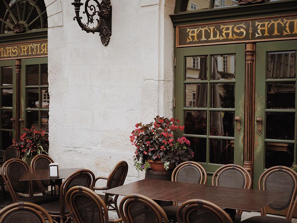 Кафе Атляс, Львов