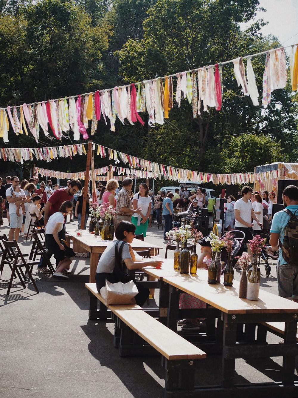 Летний фестиваль Veter, Блог Марины Гиллер