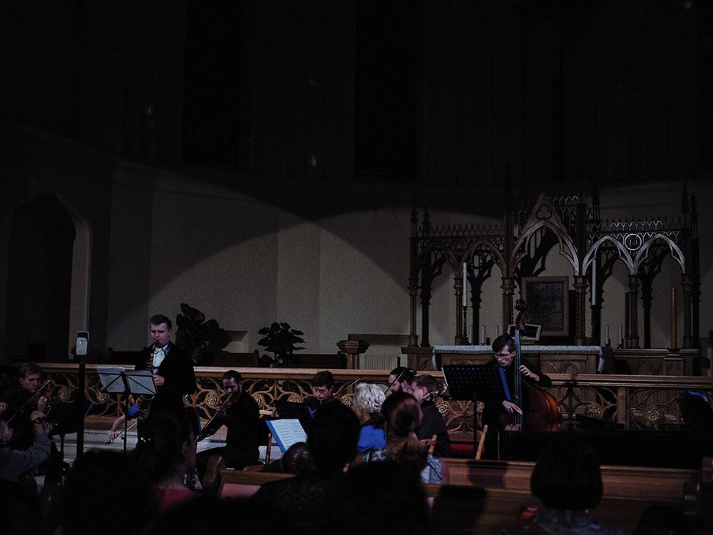 Концерт в Кафедральном соборе Святых Петра и Павла, Блог Марины Гиллер