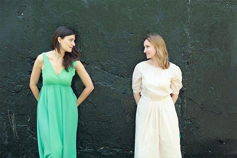 Зеленые богини, интервью в блоге Марины Гиллер