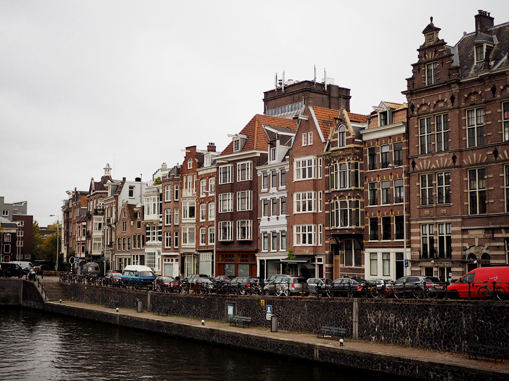 Амстердам, Блог Марины Гиллер