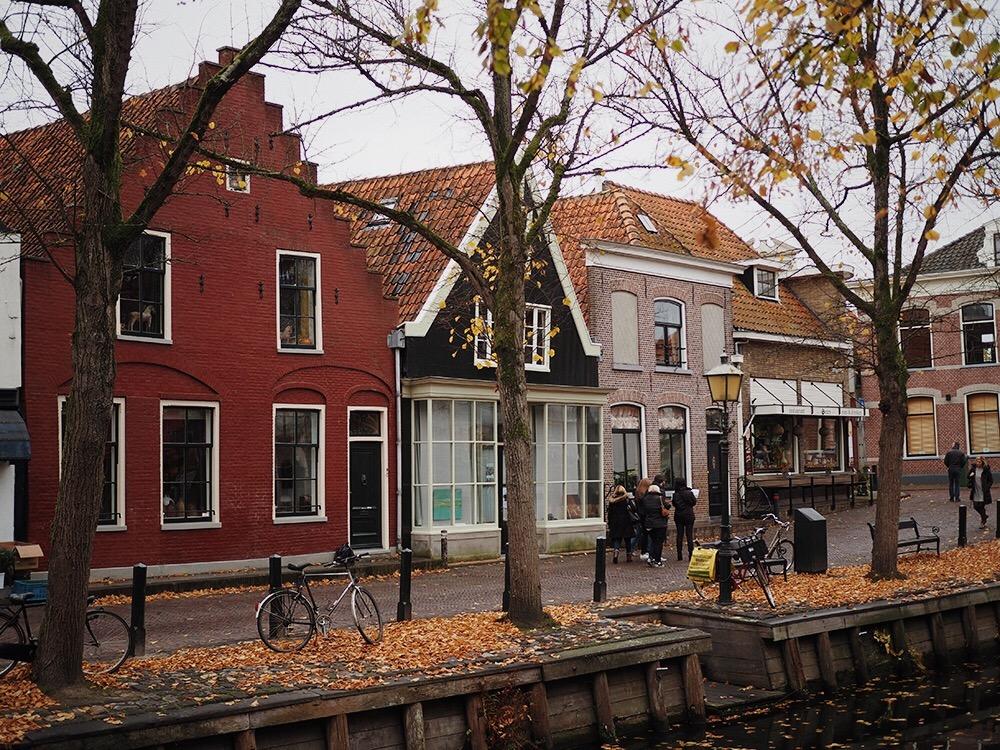 Нидерланды в ноябре, блог Марины Гиллер