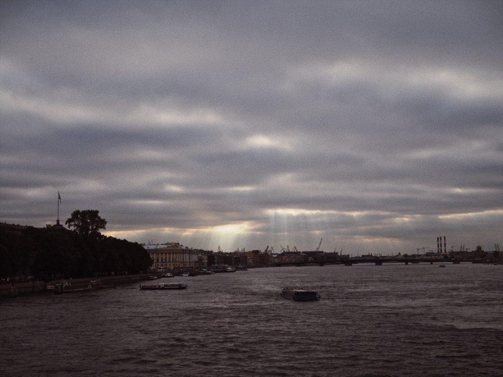 Санкт-Петербург, Блог Марины Гиллер