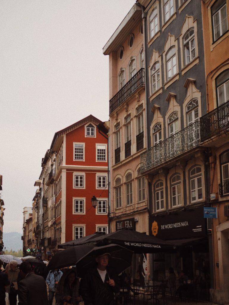 Coimbra, Португалия, Блог Марины Гиллер