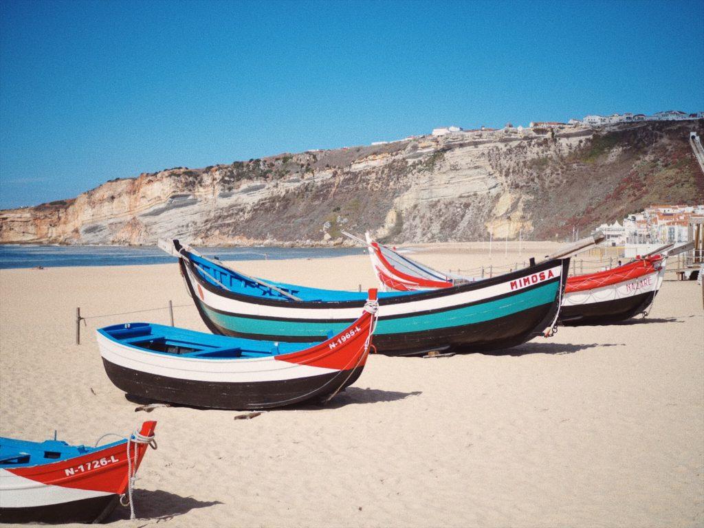 Назаре, Португалия, Блог Марины Гиллер
