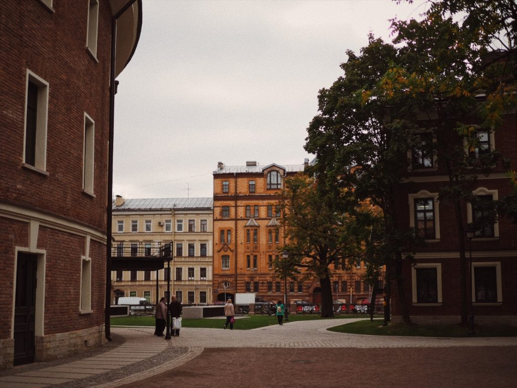 Новая Голландия, Санкт-Петербург, Блог Марины Гиллер