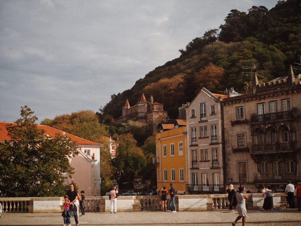 Синтра, Португалия, Блог Марины Гиллер