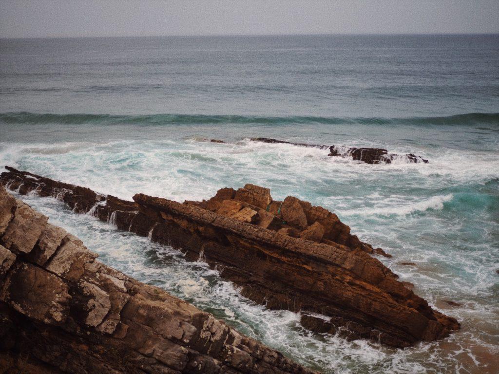 Пляж Гинчу, Португалия, Блог Марины Гиллер