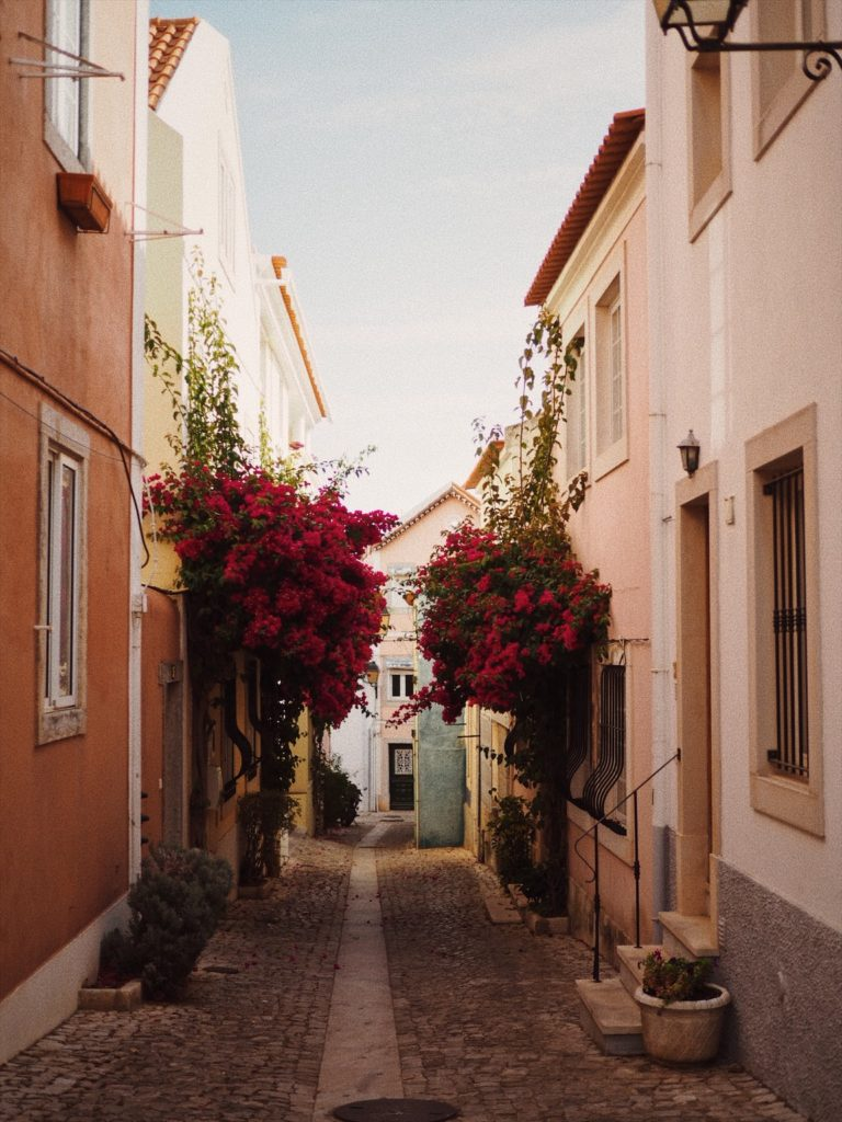 Кашкайш, Португалия, Блог Марины Гиллер