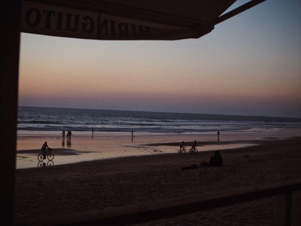 Costa de la Luz, Сентябрь, Блог Марины Гиллер