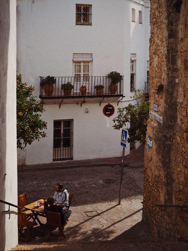 Vejer de la Frontera, Блог Марины Гиллер